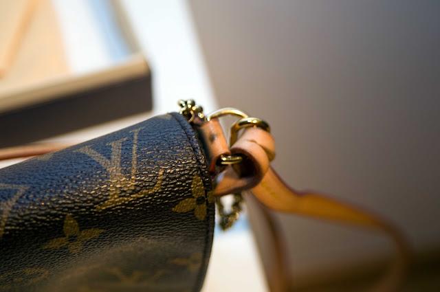 jak się nosi i użytkuje torebkę od Louisa Vuittona?