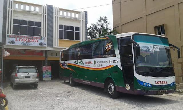 Bus Pekanbaru