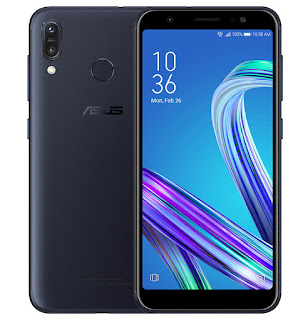 ASUS Zenfone Max (M1) with  4000mAh battery -2018