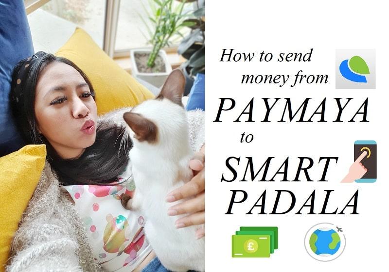 How to Send Money ANYWHERE Using Paymaya to Smart Padala