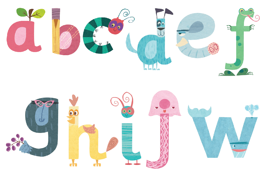 Amazing image within printable alphabet flashcards