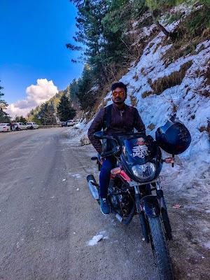 Shimla snowfalls