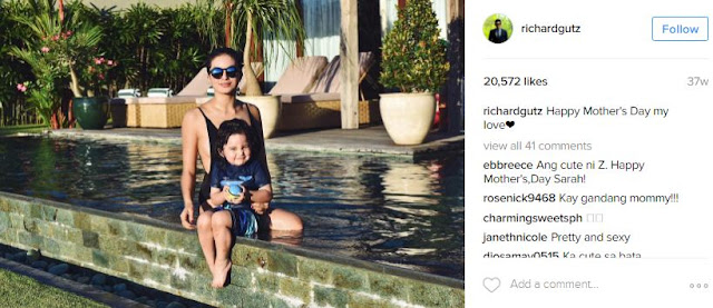 Sexy Photos of Sarah Lahbati Taken By Her Husband Richard Gutierrez Go Viral! MUST SEE!