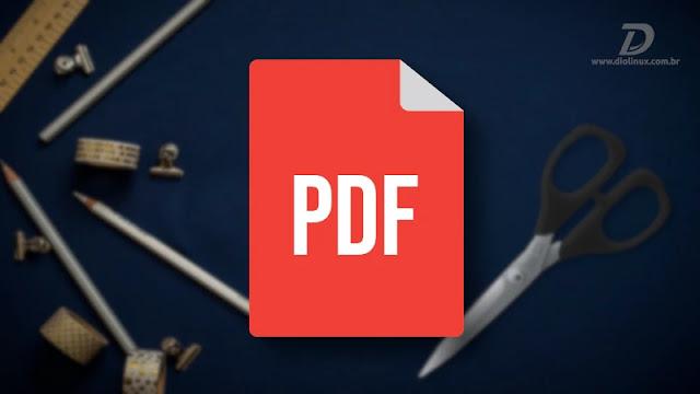 pdf-editar-mover-trocar-excluir-adicionar-pagina-imagem-linux