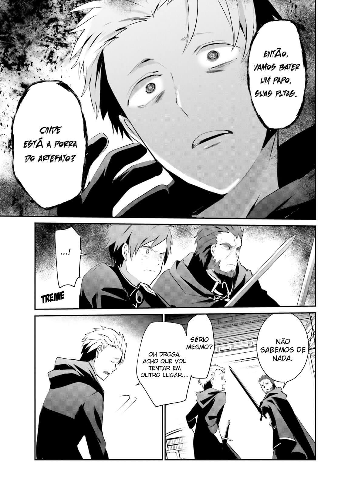 Kage no Jitsuryokusha ni Naritakute / The Eminence In Shadow Mangá Online Capítulo 10.2