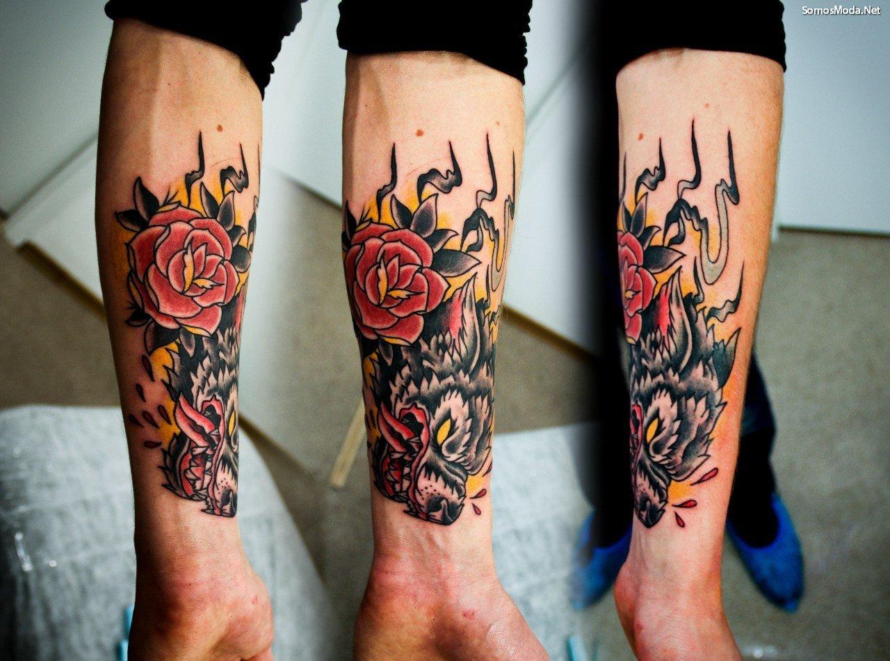 35 Ideas De Tatuajes De Hombre Disenos Con Imagenes Moda Y