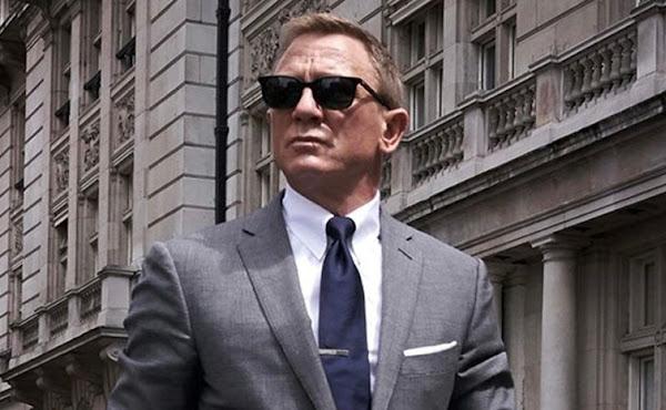'007 - Sem Tempo Para Morrer' de Daniel Craig poderá ser adiado novamente