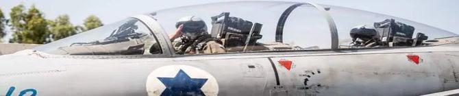 IAF Chief Flies Israeli F-15 Jet, Pays Homage At Holocaust Memorial