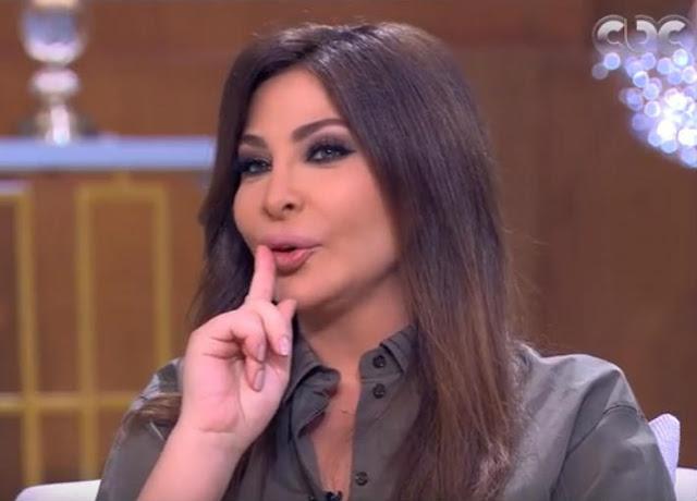 ¨إليسا¨تطالب برحيل السوريين من لبنان.