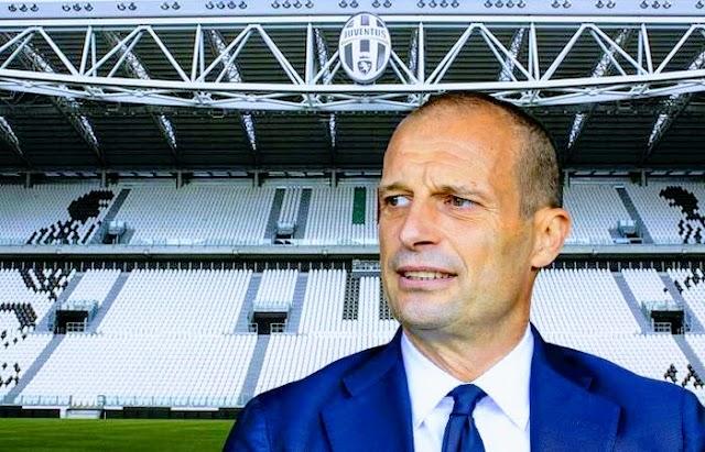 Entrenador italiano Massimiliano Allegri bajo sospecha de blanqueo