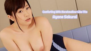 Ayane Sakurai Comforting With Marshmallow-Like Tits