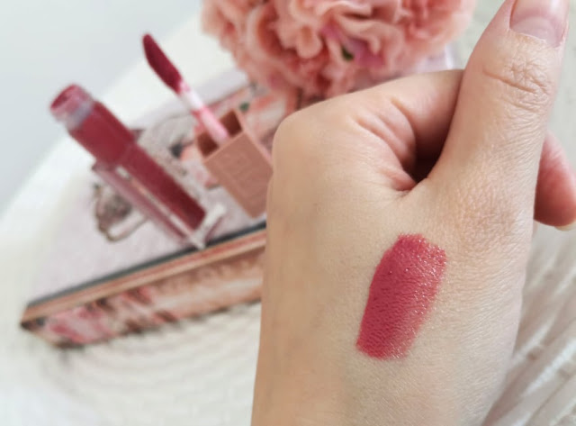 Maybelline Lifter Gloss 005 swatch