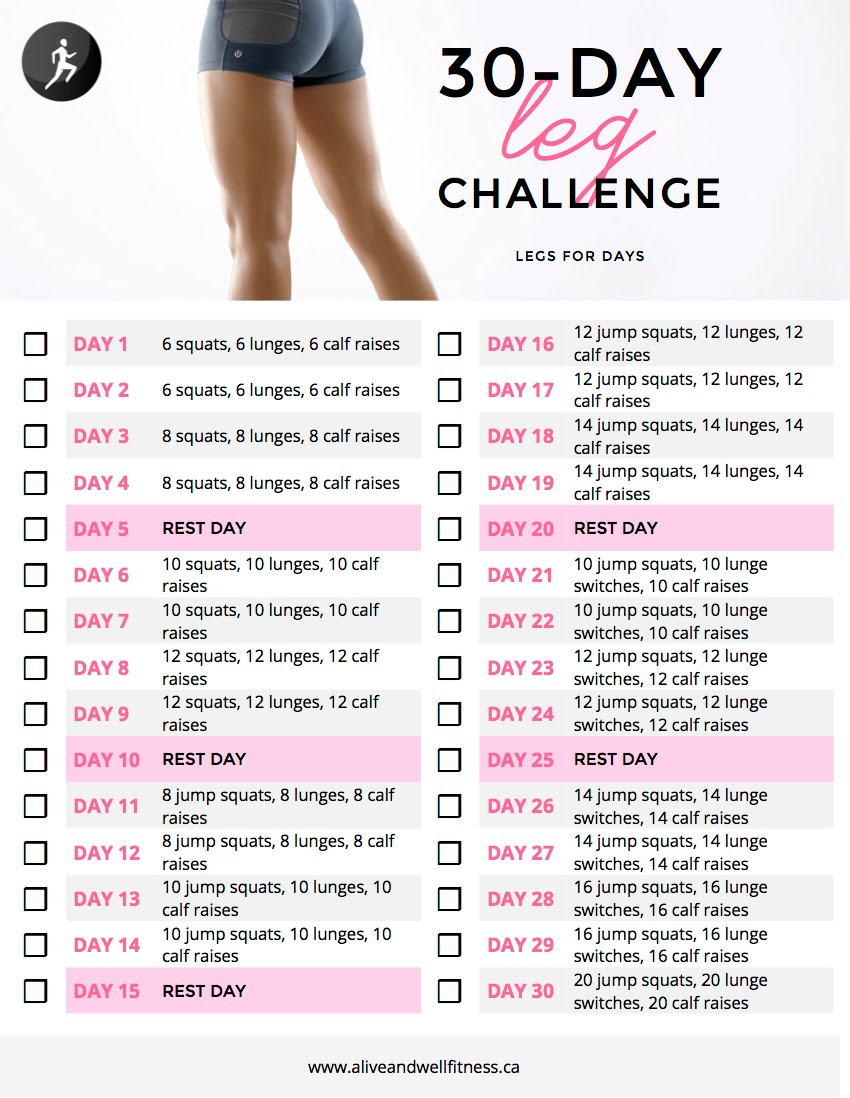 Fetching: Fitness Challenges you NEED to try!
