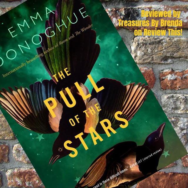 Journey to Dublin, Ireland, during the time of the Spanish Flu in 1918 and discover parallels with the world's pandemic experience in 2020 in this fascinating page turner by Emma Donoghue.
