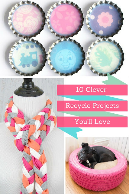 recycled craft projects