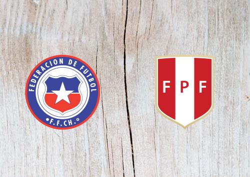 Chile vs Peru -Highlights 4 July 2019