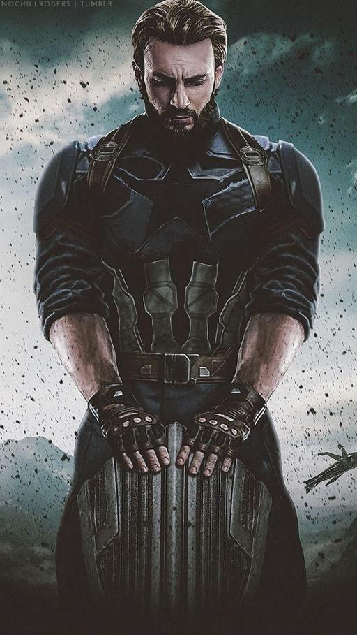 Avengers Wallpaper For iPhone and Android