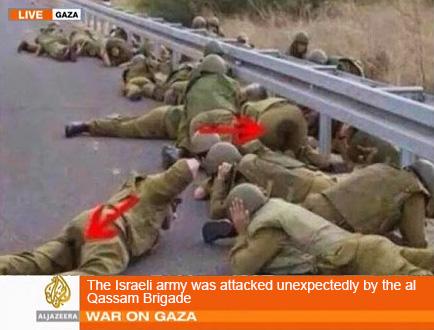 LIHAT!!! Tentara Israel Ketakutan Sampai Terkencing Setelah Diserang Brigade Al Qassam