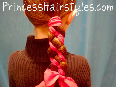 christmas hairstyles for girls