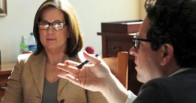 Kathleen Kennedy, JJ Abrams, Star Wars Episode VII