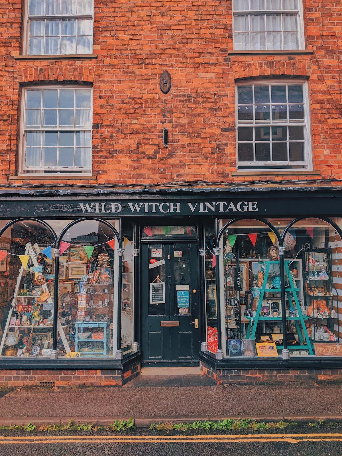 Wild Witch Vintage in Louth, Lincolnshire
