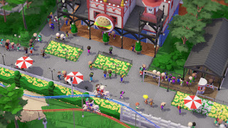 free download Parkitect Booms and Blooms-GOG
