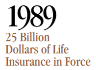 Midland National Life 25 Billion in Force_1989_Text