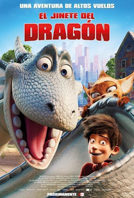 Dragon Rider 2020 DVD BD NTSC Latino