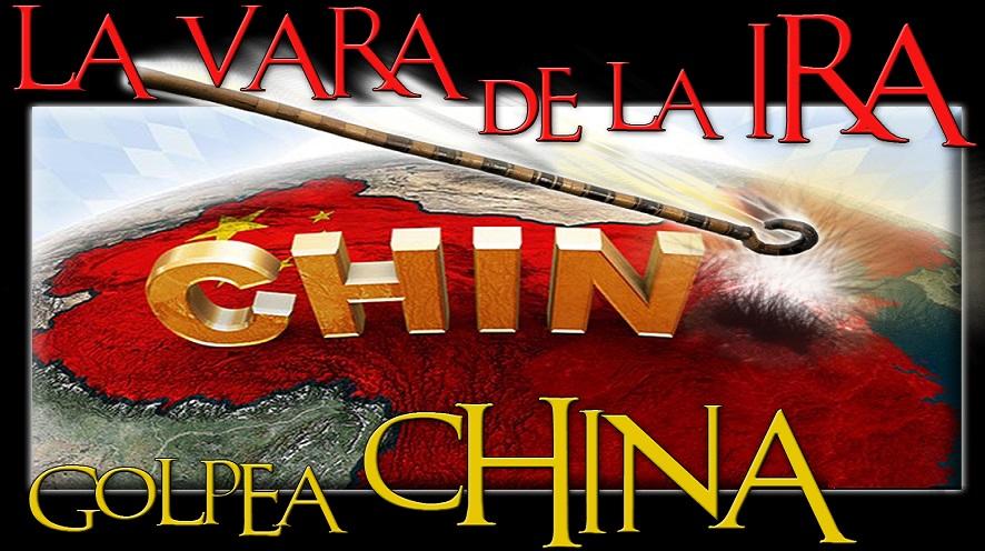 f2a76f5f286 Conspiraciones y Noticias Actuales  La Vara de la Ira... Golpea China