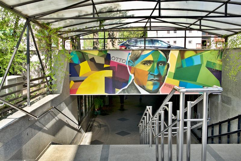 Słupsk murale, Słupsk murale, co zobaczyć w Słupsku