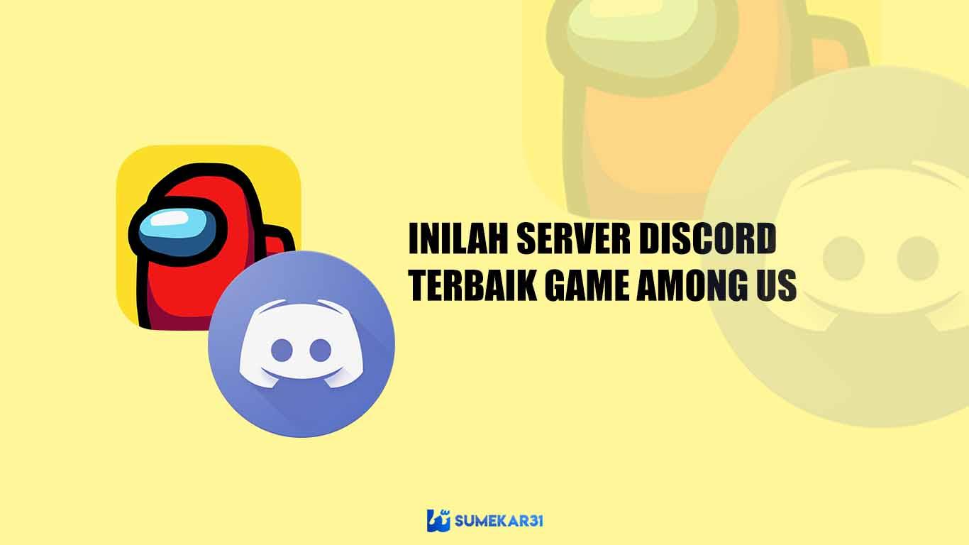 Server Discord Terbaik untuk Game Among US