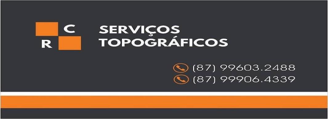 RC SERVIÇOS TOPOGRÁFICOS