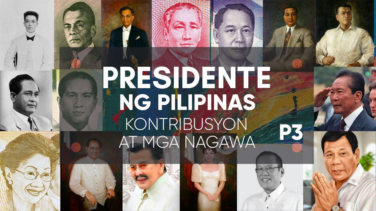 Roxas tagalog ni manuel talambuhay Talambuhay Ni