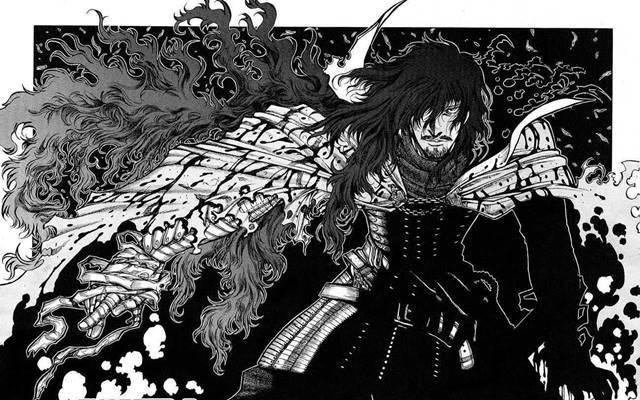 Manga seinen de fantasía oscura: Hellsing