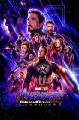 Avengers: Endgame (2019) Full Movie Download in Hindi 1080p 720p 480p
