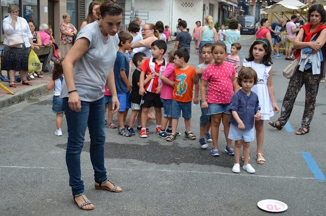 fiestas de Santiago Apóstol