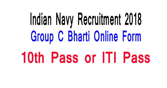 Indian Navy Group C