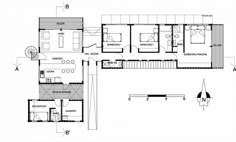 intermodal home shipping container floor plans container