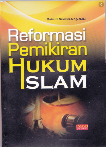 Reformasi Pemikiran Hukum Islam