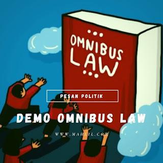 Berita hari ini OMNIBUS LAW
