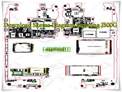 Download Skema Diagram Samsung J500G