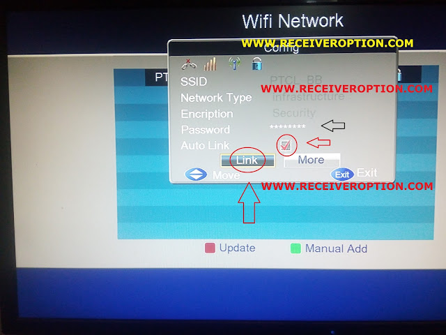 HOW TO CONNECT WIFI IN SAT TRACK AERO PLUS HD RECEIVER