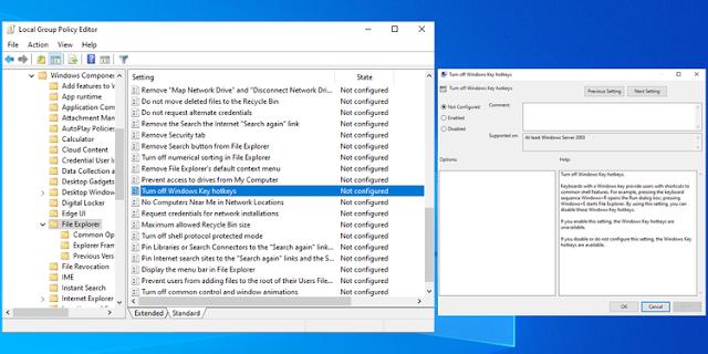 Cara Memperbaiki Shortcut Keyboard Tidak Berfungsi di Windows 10