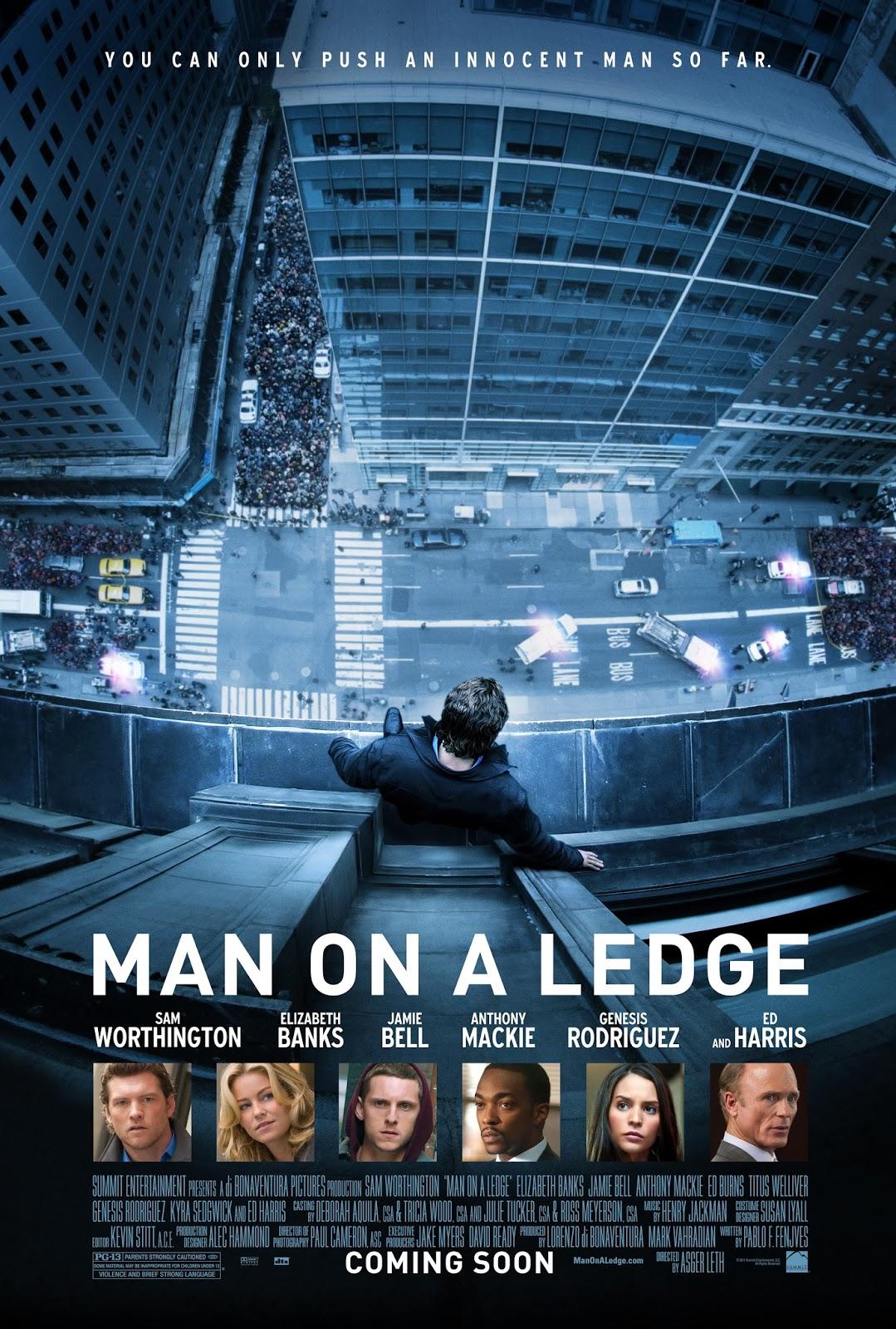 Man on a Ledge (2012) ταινιες online seires xrysoi greek subs