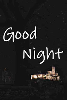 Good Night HD Wallpaper