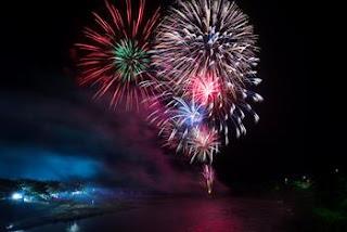 Nanbu Summer Festival Fireworks なんぶサマーフェスティバル花火