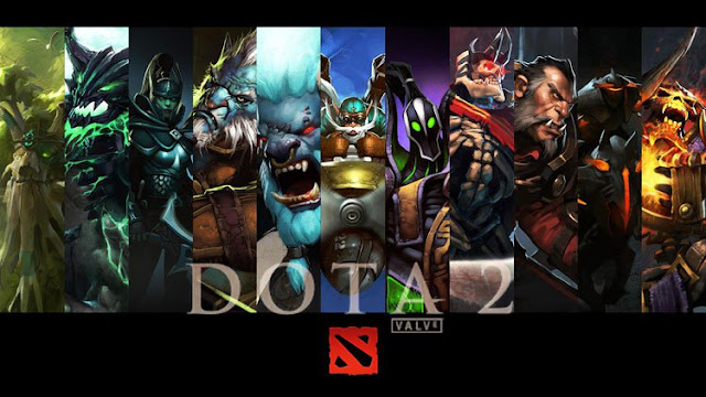 Cara Download dan Install Game Dota 2 100% Free