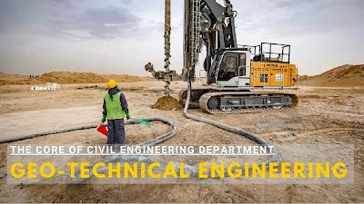 Geo-Technical Engineering