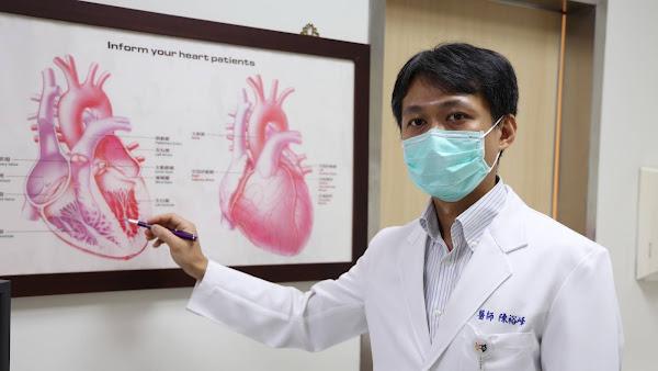 打AZ新冠疫苗副作用血栓 員榮心臟內科醫師教正確認知