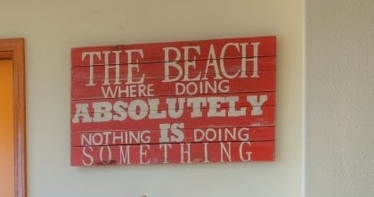 Vintage DIY Art with Sayings u Quotes Inspired by Ocean Sea and Beach Completely Coastal